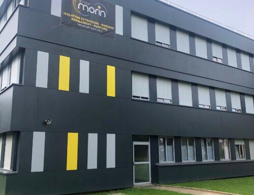 Restructuration du Lycée Delamare Deboutteville à Forges Les Eaux
